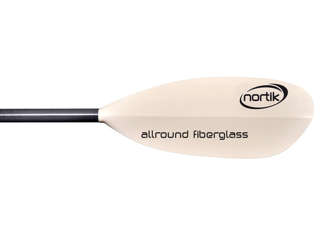 nortik Allround Fiberglass Paddle 240cm 4-tlg med King-Pin-Connection